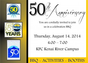50th Invitation