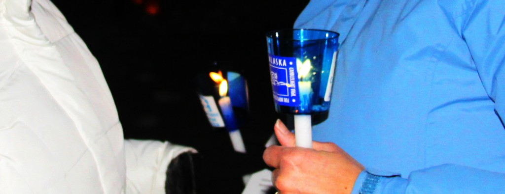 Homeless vigil 2011