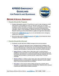 2015 KPBSD Emergency Guidelines for Parents and Guardians_Page_1