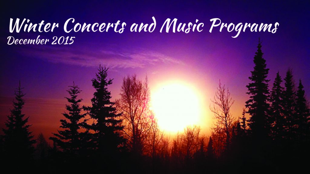 Winter concerts KPBSD 2015