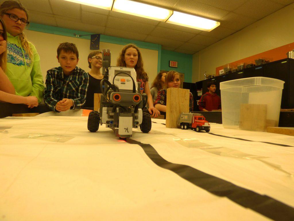 Robotics Class 2