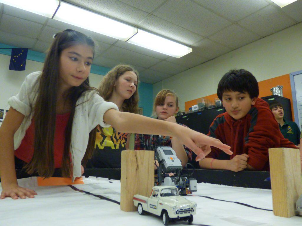 Robotics Class 3