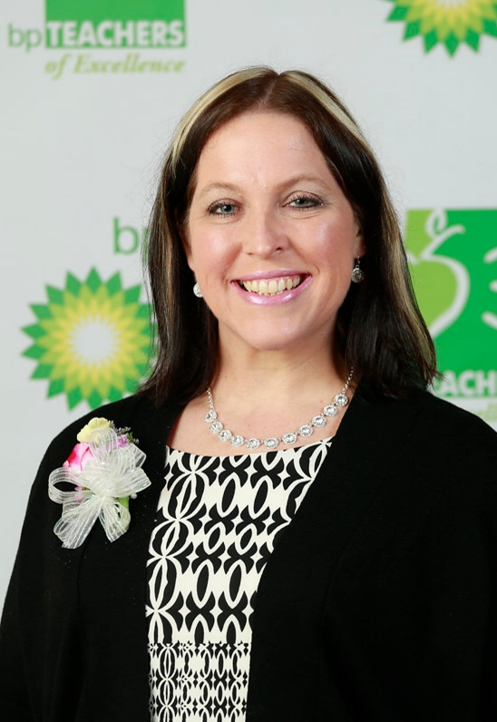 Darilynn Caston – Redoubt Elementary School 2016 BP Teacher of Excellence