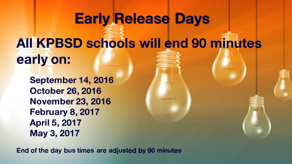 FY17 Early Release