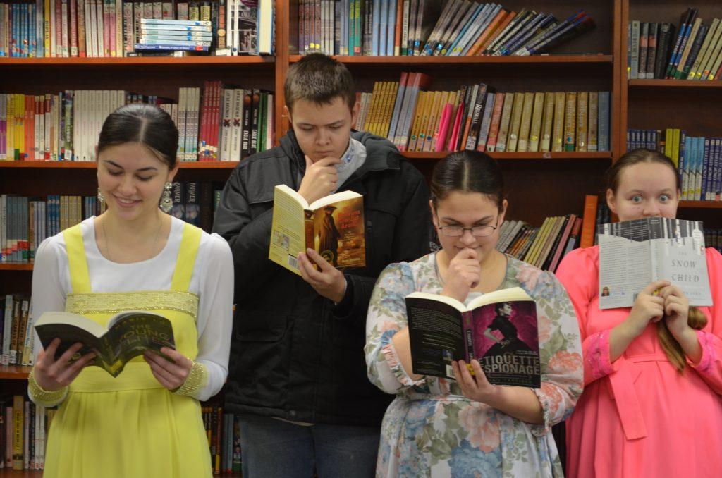 Voznesenka HS reading