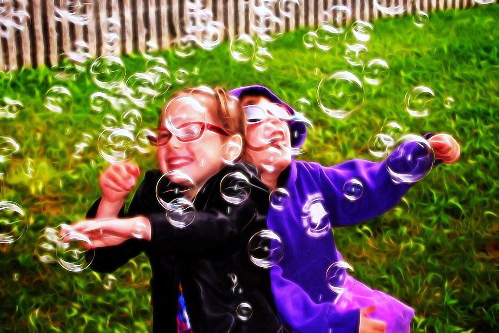 Bubble girls in KPBSD