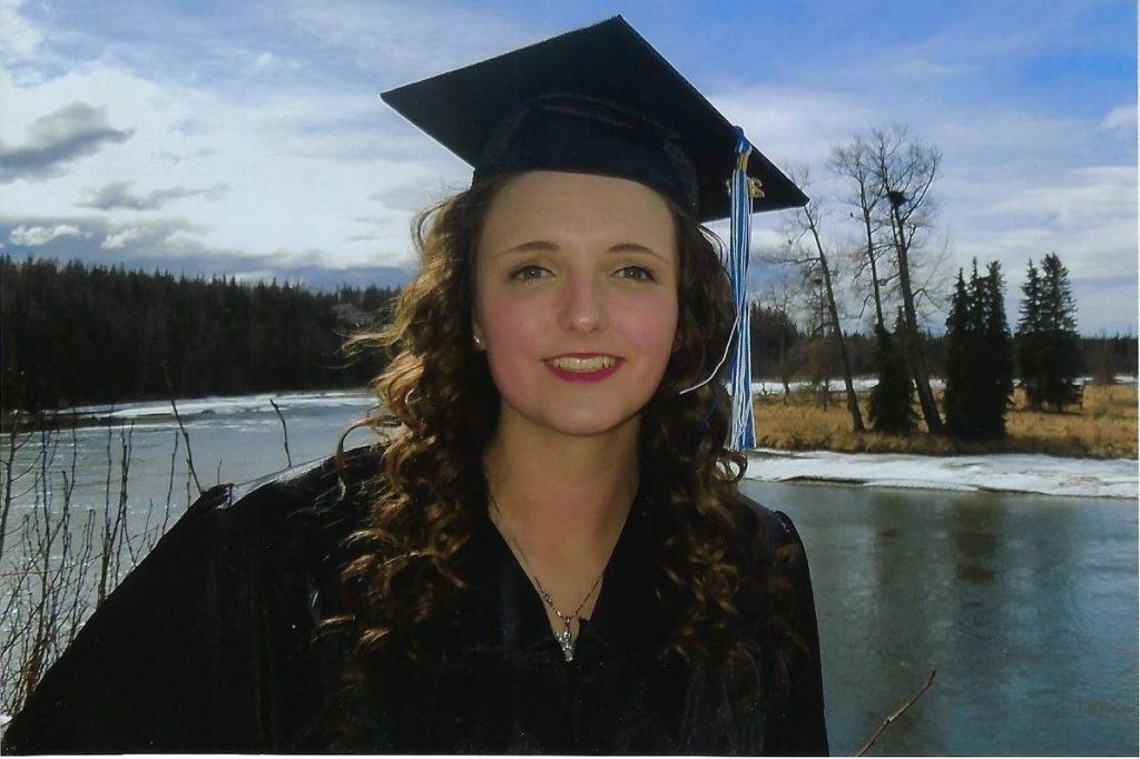 Connections_Rachel_Davidson Graduation Photo