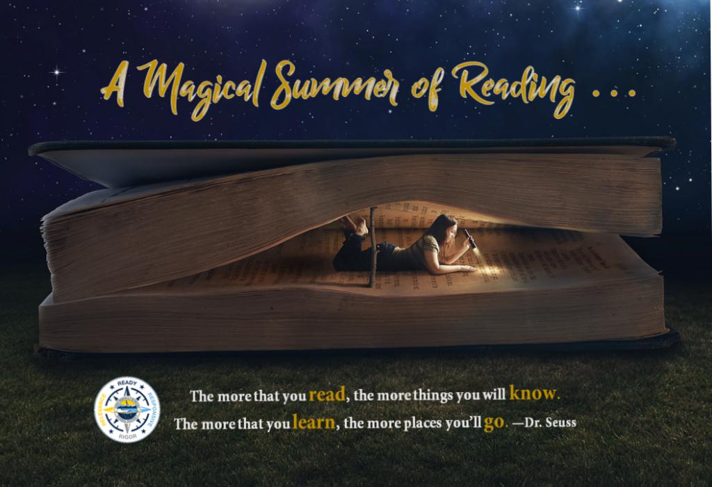 Summer 2018 Reading