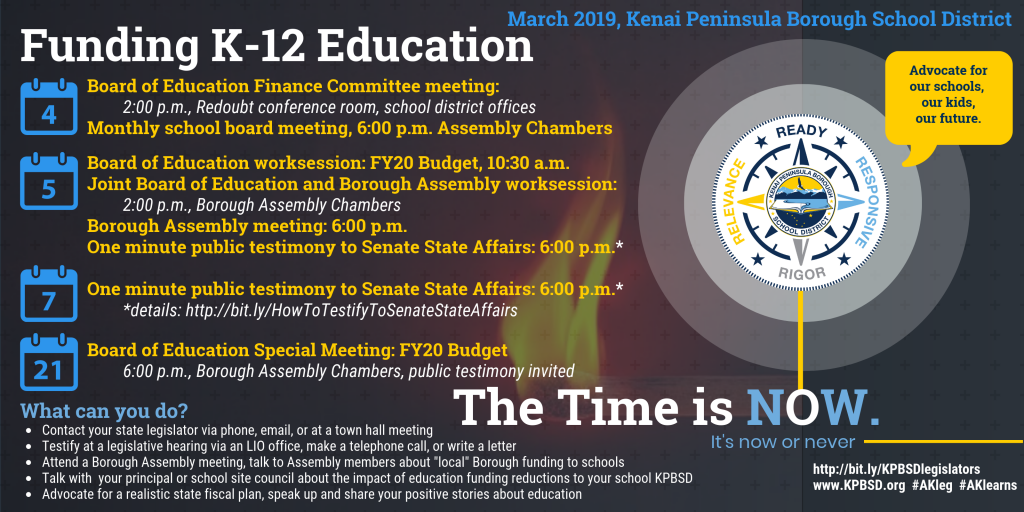 2019 March Budget opportunities