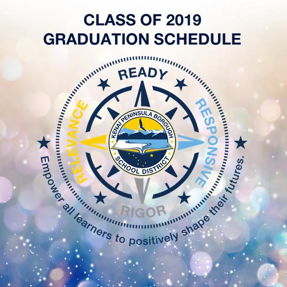 FY19 Class of 2019 Graduation Schedule
