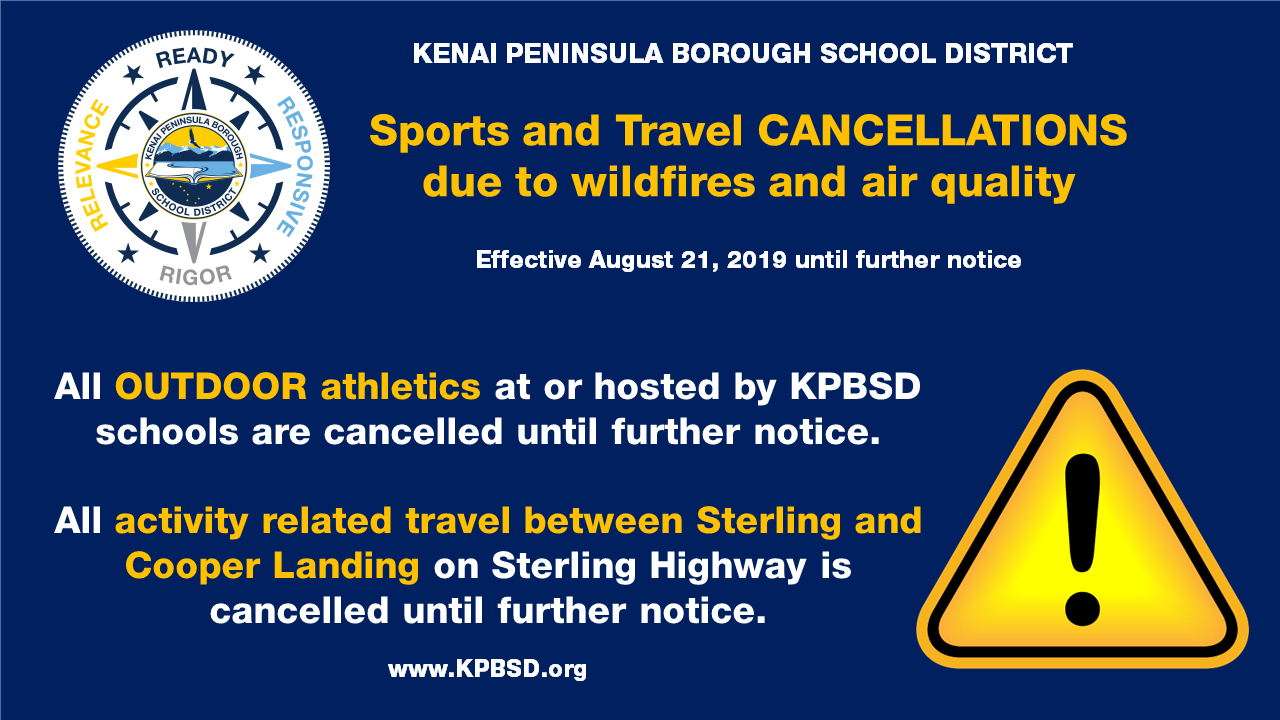 2019-08-21 sports and activity travel cancellations